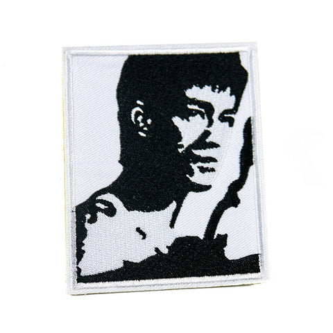 Sew On Bruce Lee Patches