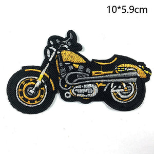 Sew on  Motorcycle Patches