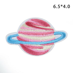 Sew on Universe Patches - SUGAR FABRICS