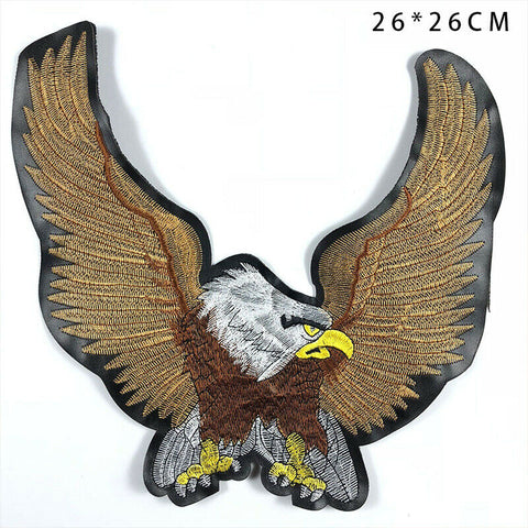 Sew on Eagle Patches