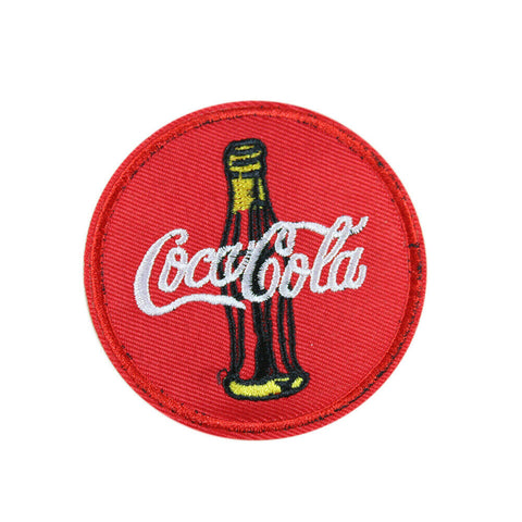 Sew on The Cola Patch