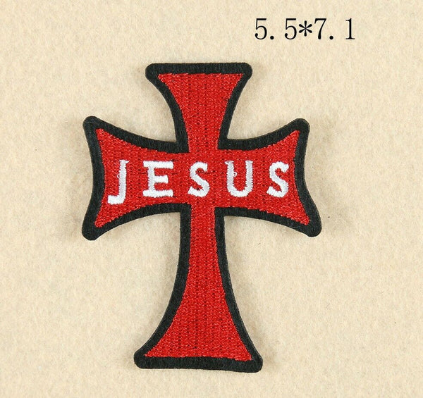 Sew Cross Stitch Patches