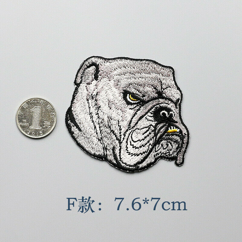 Iron on The Dog Patches - SUGAR FABRICS