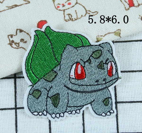 Sew on Little Elf Patches