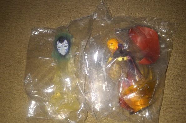 Happinet Leiji Matsumoto Galaxy Express 999 8+2 Secret 10 Combination  Trading Collection Figure Set