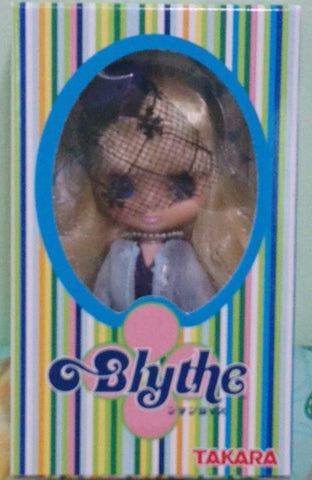 Takara Petite Blythe PBL 06 Sunday Best Action Figure