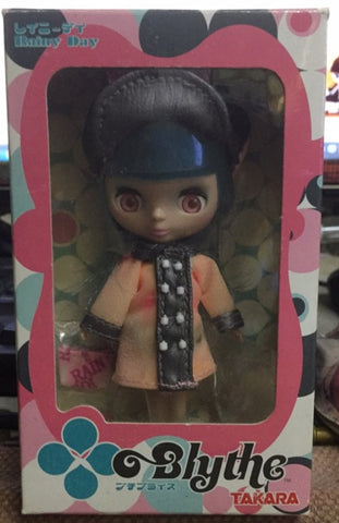 Takara Petite Blythe PBL 31 Rainy Day Action Doll Figure