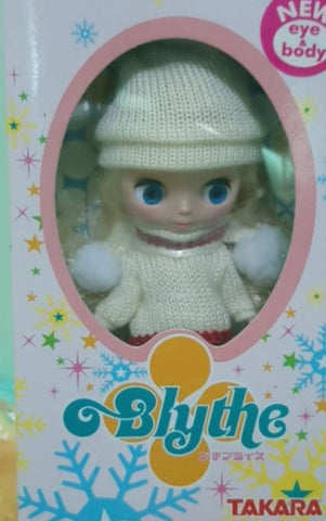 Takara Petite Blythe PBL 25 Skating Dating Action Doll Figure