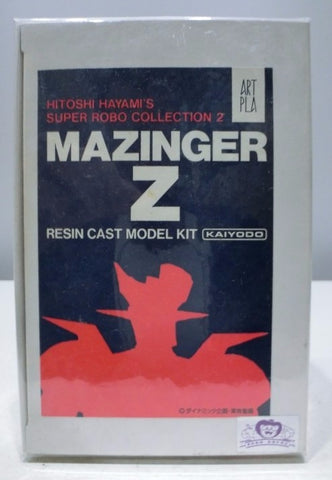 Kaiyodo Super Robo Collection 2 Mazinger Z Resin Cold Cast Model Kit Figure