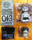 "Crazysmiles 2006 Michael Lau Nike Gardener Square Young 043 Football Hooligan 6"" Vinyl Figure"