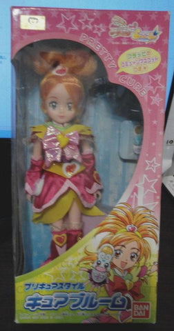 Bandai Pretty Cure Splash Star Cure Bloom Hyuuga Saki Doll Action Figure