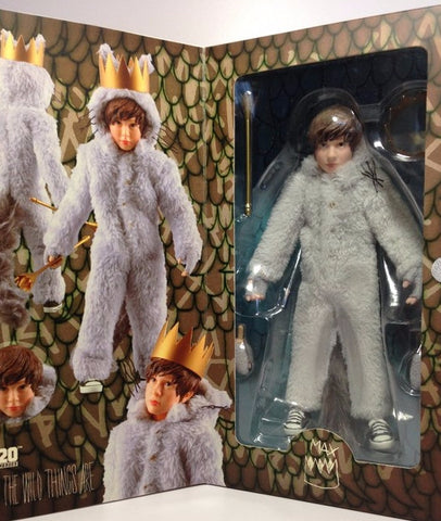 "Medicom Toy RAH220 Where The Wild Things Are Max 8"" Action Figure"