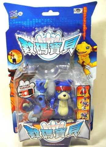 Bandai Digimon Digital Monster Gaomon Gaogamon Action Figure