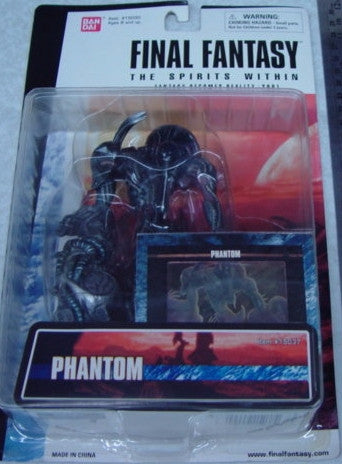 Bandai 2001 Final Fantasy The Spirits With In Phantom Figure