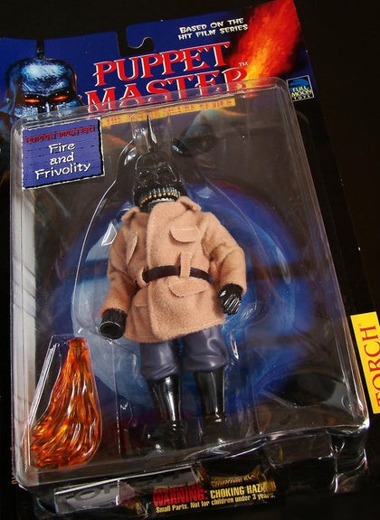 "Full Moon Toys Puppet Master Torch Ver 6"" Action Figure"