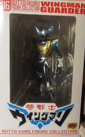 CM's 06 Gutto Kuru Collection Wing Man Pvc Figure