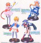 Bandai 2005 Magical Kanan Selection 4 Trading Figure Set