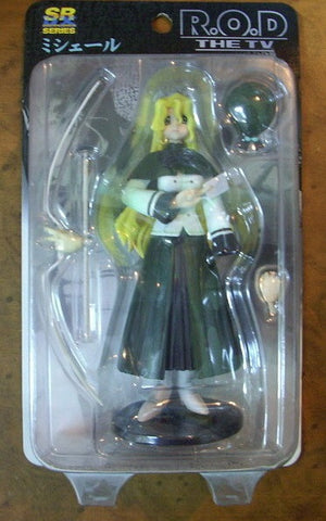Yujin SR DX R.O.D Read Or Die The TV Michelle Cheung Trading Collection Figure - Lavits Figure
