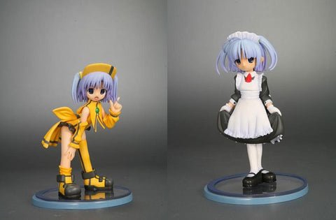 "Kotobukiya One Coin Series Moe Tan 2006 HK Hong Kong Limited 2 4"" Trading Figure Set - Lavits Figure"