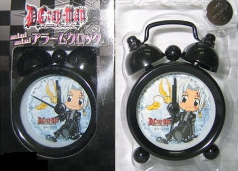 "Authentic 2008 D.Gray-Man Allen Mini Mini 3"" Alarm Clock Allen Walker Ver. Figure - Lavits Figure"