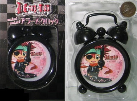 "Authentic 2008 D.Gray-Man Allen Mini Mini 3"" Alarm Clock Lavi Ver. Figure - Lavits Figure"