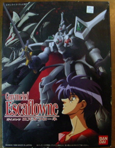 Bandai The Vision of Escaflowne Guymelef Escaflowne Plastic Model Kit Figure - Lavits Figure