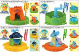 Bandai Pokemon Pocket Monster Water Park 4 Play Trading Collection Figure Set - Lavits Figure  - 1