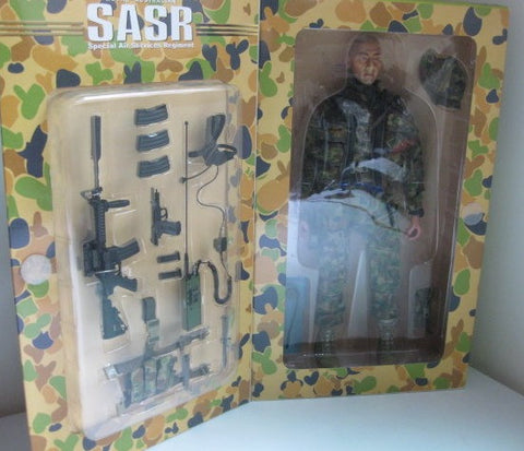 "BBi 12"" 1/6 Collectible Items Elite Force Australian SASR Sergeant Sean Bannon Action Figure - Lavits Figure  - 1"