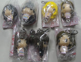 Megahouse The Idolm@ster Idolmaster Chara Fortune 7 Trading Strap Figure Set - Lavits Figure  - 2