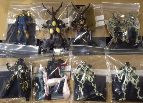 Max Factory Guyver Bio Fighter Wars Bioboosted Armor Part #02 10 Trading Collection Figure Set Used - Lavits Figure  - 1