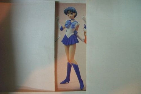 G-Port 1/8 Pretty Soldier Sailor Moon Mercury Mizuno Ami Cold Cast Model Kit Figure - Lavits Figure  - 1