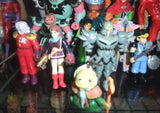 Takara Dragon Adventure Quest Fly Dai No Daibouken 12 Action Figure Set - Lavits Figure  - 6