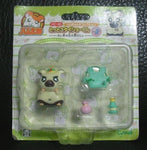 Epoch Toy Hamtaro And Hamster Friends HC-40 Taisho Kun Mini Figure Play Set - Lavits Figure
