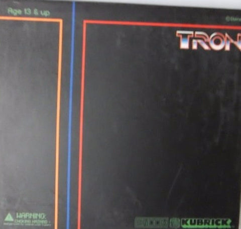 Medicom Toy Kubrick 100% Tron Set B Action Figure