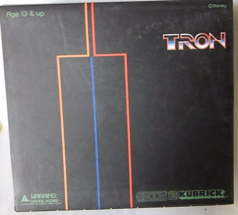 Medicom Toy Kubrick 100% Tron Set D Action Figure