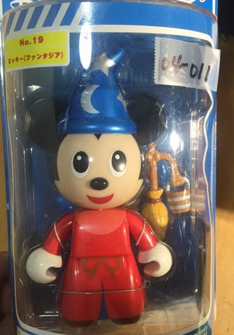 Sega Disney Characters Fun Fan Amuse Smile Snap No 19 Mickey Mouse Magician Ver Figure