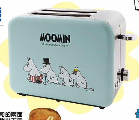 The Story of Moomin Valley Taiwan Watsons Limited Toaster Machine