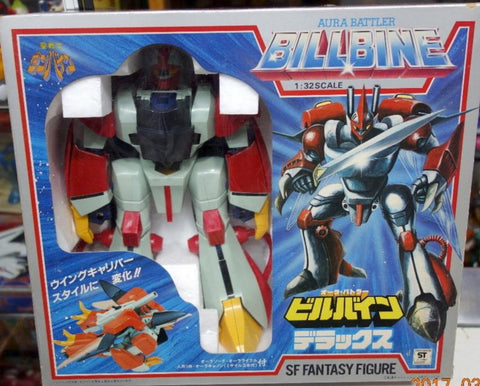 Tomy 1/32 Aura Battler Dunbine SF Fantasy Billbine Action Figure