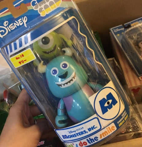 Sega Disney Characters Fun Fan Amuse Smile Snap No 15 Toy Story Sully Mike Figure