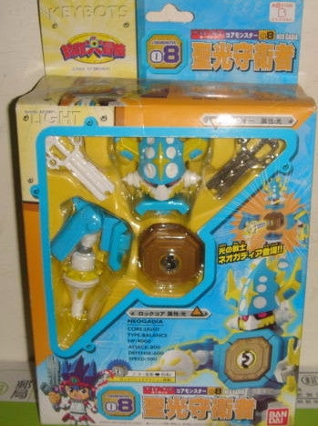 Bandai Keybots Core Monster 08 Neo Gadia Action Figure