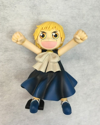 "Megahouse Konjiki No Gash Bell Zatch 4"" Trading Collection Figure Used"