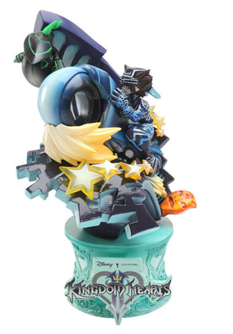 Square Enix Disney Characters Kingdom Hearts II Formation Arts Vol 3 Space Paranoids Trading Figure
