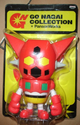 Banpresto PansonWorks Go Nagai Collection Getter Robo Robot Figure - Lavits Figure