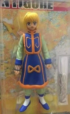 "Opt Togashi Yoshihiro Hunter x Hunter Action Series Vol 3 Kurapica 4"" Figure - Lavits Figure  - 1"