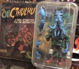 "2013 Mighty Jaxx Daniel Yu Oi! Cthulhu Mintyfresh Exclusive Blue Ver 6"" Resin Figure - Lavits Figure  - 2"