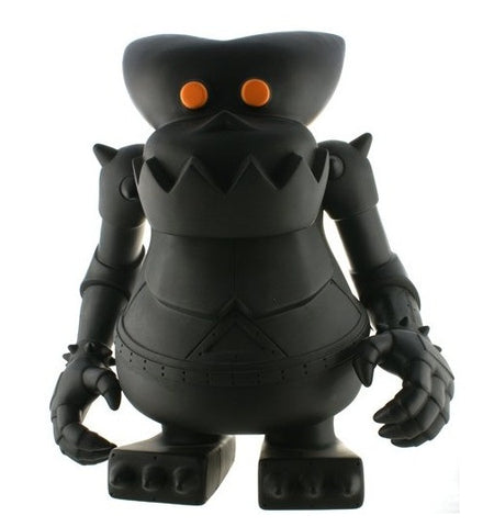 "Bounty Hunter BxH Hikaru Iwanaga Mekaru Kun Black Ver 12"" Vinyl Figure Used"