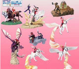 Yujin Pleasant Angels Fire Emblem Gashapon 8 Figure Set - Lavits Figure