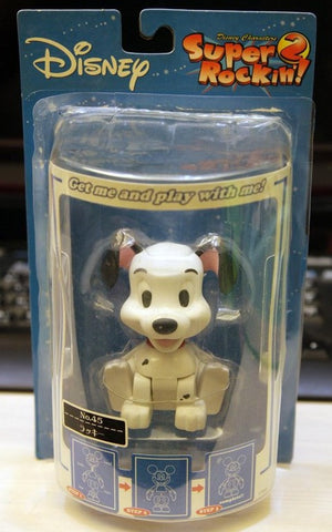 Sega Disney Characters Super Rockin 2 No 45 101 Dalmatian Bobble Head Figure - Lavits Figure