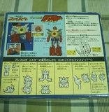 Takara Tomy 1991 Brave Fighter Of Sun Fightbird Transformer Digital Watch Figure - Lavits Figure  - 2