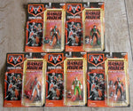 Banpresto 1998 Kamen Masked Rider Collection 5 Action Figure Set - Lavits Figure